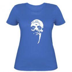 Женская футболка Зомби (Ходячие мертвецы) - FatLine
