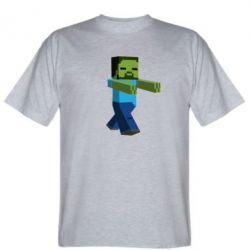 Мужская футболка Зомби Minecraft - FatLine