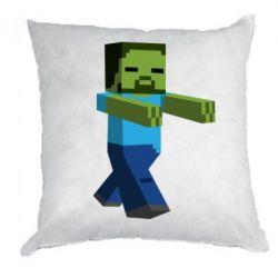 Подушка Зомби Minecraft - FatLine