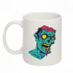 Кружка 320ml Zombie Head - FatLine