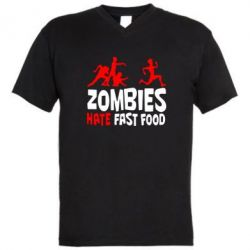 ������� ��������  � V-�������� ������� Zombies hate fast food - FatLine