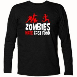 �������� � ������� ������� Zombies hate fast food