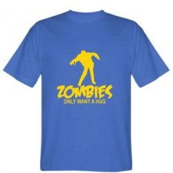 ������� �������� Zombies only want a hug - FatLine
