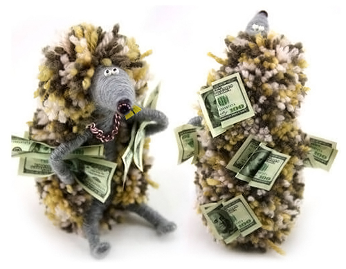 Як оригінально оформити подарунок з грошей  - FatLine c4eb066f46a8b
