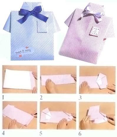 Оригінальні подарункові упаковки своїми руками (фото) 8accfeac6257b