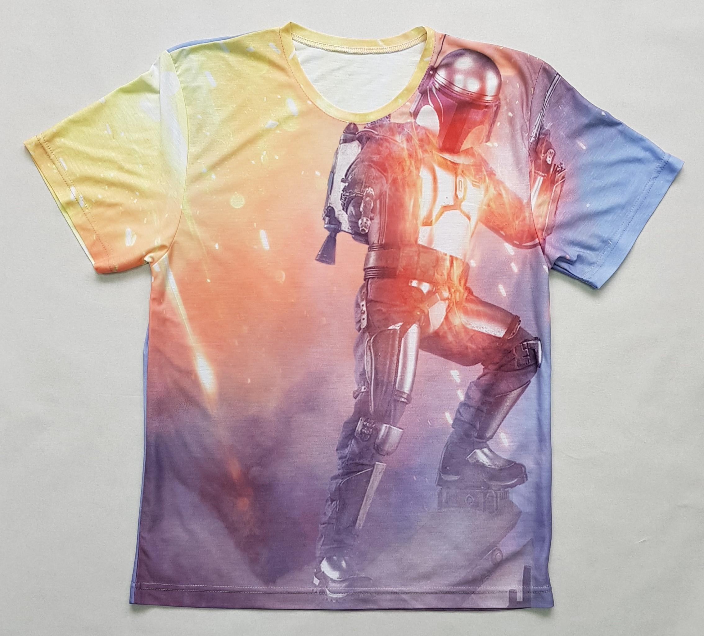 Товары с принтами на тему 3D футболка Star Wars (фото)
