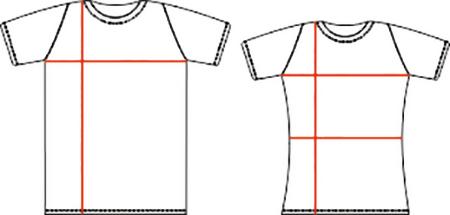 062702c38f8ecc8 Чем отличаются мужские футболки от женских? - FatLine