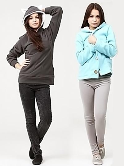 З чим носити толстовку – комбінуємо одяг правильно - FatLine 7e622978c8b6b