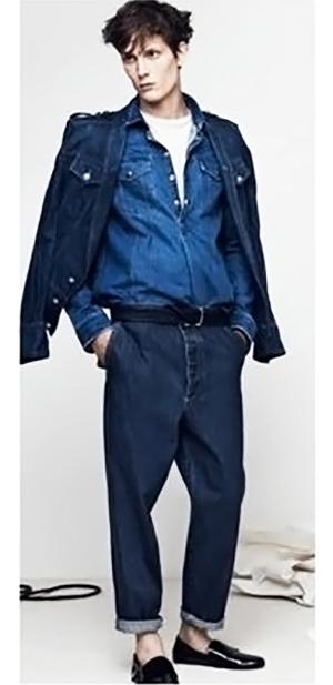Як підібрати одяг худим чоловікам  - FatLine 02e4415c6ee66