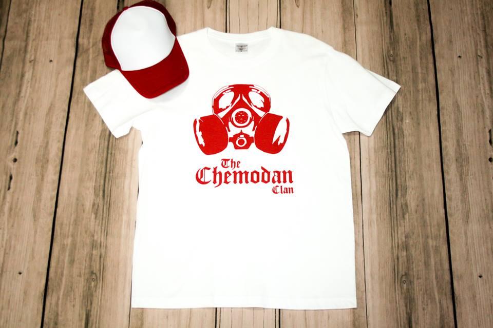 Товары с принтами на тему The Chemodan clan (фото)