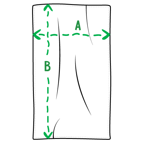 Размеры полотенца