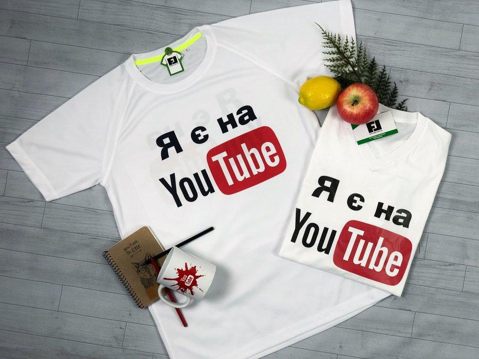 Товары с принтами на тему Спортивная футболка (фото)