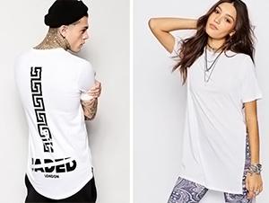 Все про довгі футболки - FatLine fd63d64bfab12