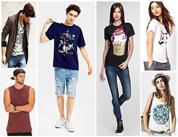 Наймодніші футболки та майки для дівчат і хлопців у 2018 році - FatLine b0621162f3914