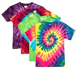 Як пофарбувати футболку в домашніх умовах  - FatLine df8c27e1138a5