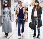 Головной убор под пальто: как вписать кепку в образ