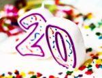20-летие: идеи подарков на первый «взрослый» юбилей