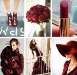 Цвет марсала: как и с чем комбинировать в одежде