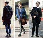 Что выбрать для работы мужчине: рюкзак или сумку