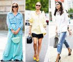 Как носить объемные рубашки, чтобы выглядеть модно