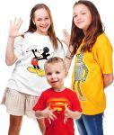 Кращі ідеї принтів на одязі для дітей та підлітків