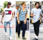 Модные мужские футболки: как выбрать