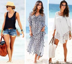 Що надягти на пляж влітку?