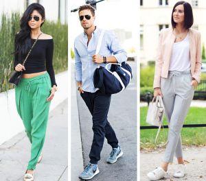 Что такое брюки-джоггеры?
