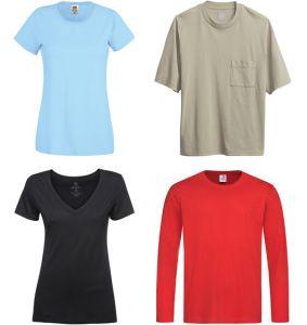 Какие бывают футболки: основные виды