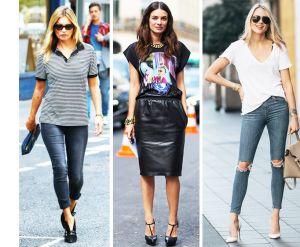 Как выбрать женскую футболку