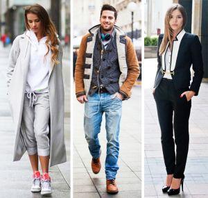 Основные стили одежды: виды и особенности
