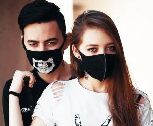 Закрытое лицо – новый тренд современности