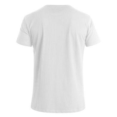 Мужская стрейчевая футболка весы