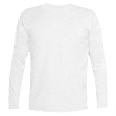 Колір Білий, Футболки з довгим рукавом - FatLine