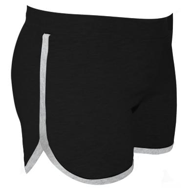 Женские шорты Domo в наушниках