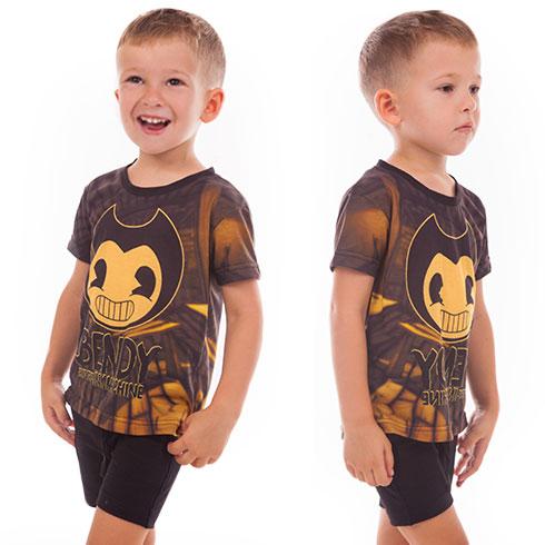 Детская 3D футболка Fortnite season 8