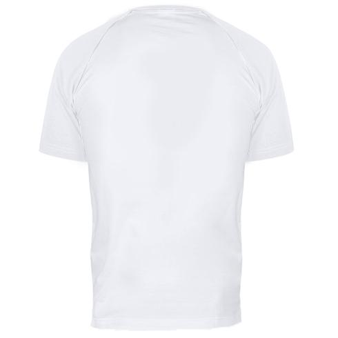 Мужская спортивная футболка заяц