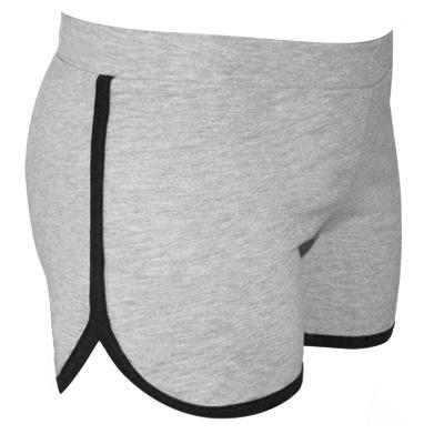 Женские шорты лапа медведя