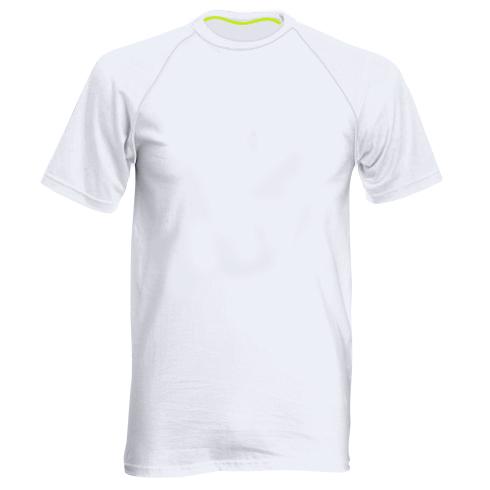 Мужская спортивная футболка death