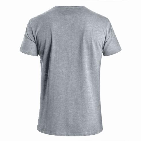 Мужская стрейчевая футболка Музыкальные пластинки