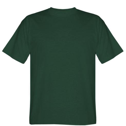 Чоловіча футболка Quiet