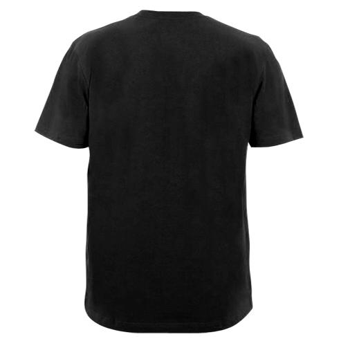 Мужская футболка  с V-образным вырезом F1