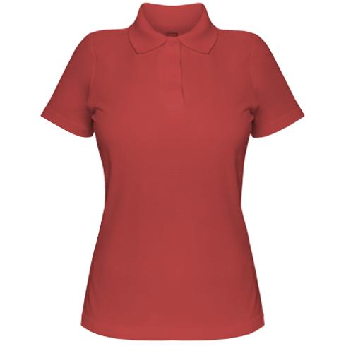 Женская футболка поло Meloman