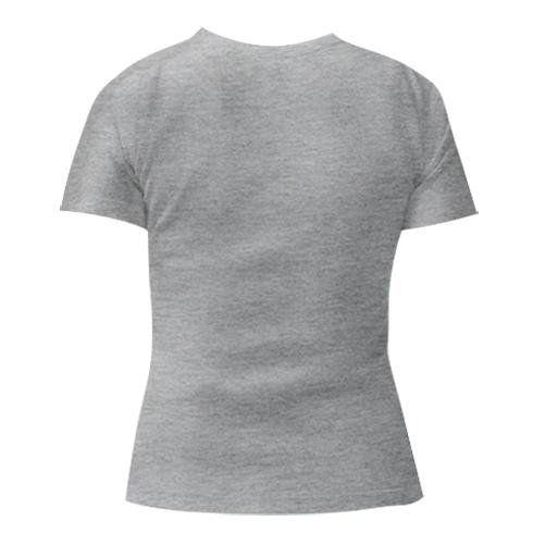 Женская футболка с V-образным вырезом Meloman