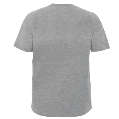 Мужская футболка  с V-образным вырезом Rhyme In Peace