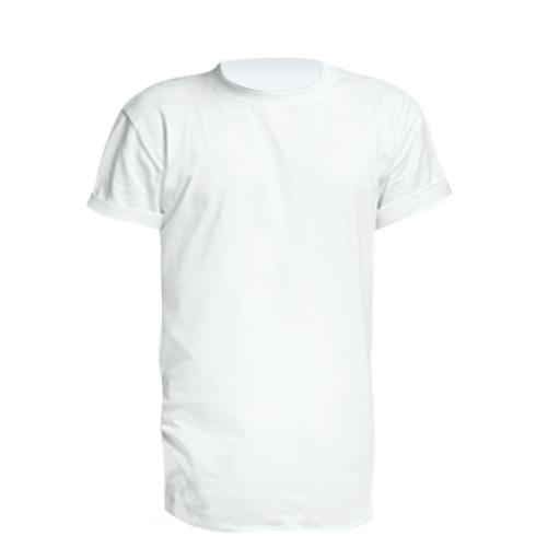 Удлиненная футболка Sound Of Rain