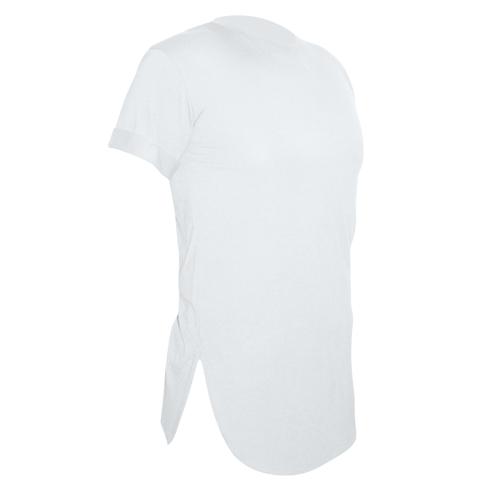 Удлиненная футболка Камаз
