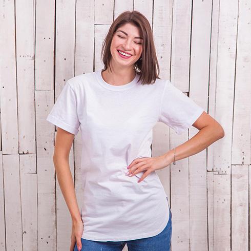 Удлиненная футболка LIQUI MOLY