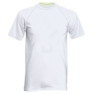 Мужская спортивная футболка Drumnbass