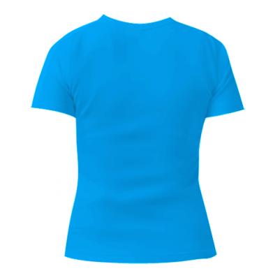 Женская футболка Cчастливого Хэллоуина